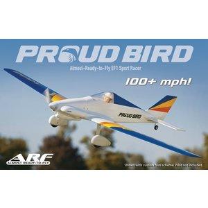 Great Planes Model Mfg. . GPM PROUD BIRD EF1 ARF