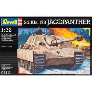 Revell of Germany . RVL 1/72 SD KFZ 173 JAGDPNTH