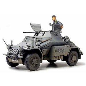 Tamiya America Inc. . TAM 1/35 GERMAN ARMOURED CAR SDKFZ