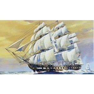Revell Monogram . RMX USS CONSTITUTION 1/196