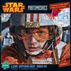 Buffalo Games . BUF Luke Skywalker 1000Pc Photomosaic puzzle