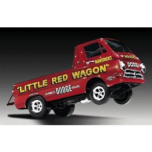 Lindberg . LND 1/25 DODGE LITTLE RED WAGON