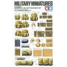 Tamiya America Inc. . TAM 1/35 MODERN US MILITARY EQUIP