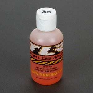 Team Losi Racing . TLR SILICONE SHOCK OIL 35WT 4OZ