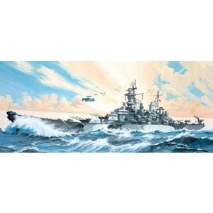 Revell of Germany . RVL USS MISSOURI BATTLESHIP 1/535