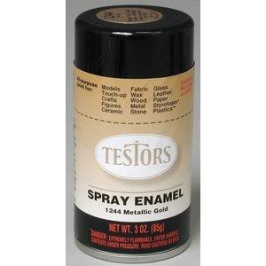 Testors Corp. . TES SPRAY 3OZ GOLD