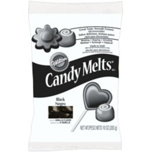 Wilton Products . WIL CANDY MELTS BLACK