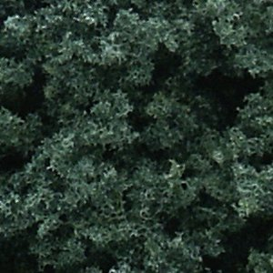 Woodland Scenics . WOO FOLIAGE CLUSTERS DARK GREEN