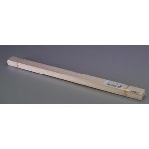 Midwest Products Co. . MID BASSWOOD STRIPS 1/4X3/8X24