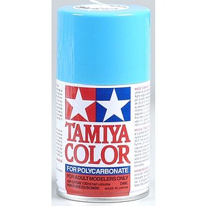 Tamiya America Inc. . TAM PS-3 LIGHT BLUE SPRAY