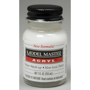 Testors Corp. . TES MM ACRYL SEMI GLOSS CLEAR 1OZ