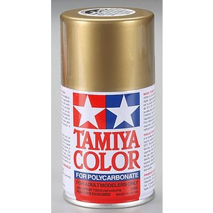 Tamiya America Inc. . TAM PS-13 GOLD SPRAY