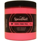 Speedball . SPD HOTPINK FABRIC PAINT 8OZ