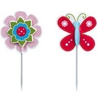 Wilton Products . WIL FLOWER/BUTTERFLY FUN PIX