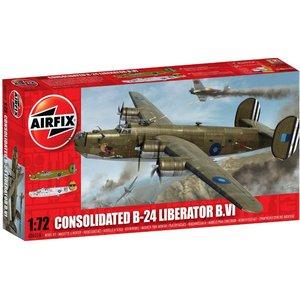 Airfix . ARX 1/72 B-24 LIBERATOR