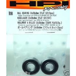 Hobby Products Intl. . HPI BALL BEARING 12X28X8MM