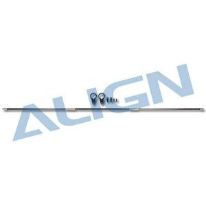 Align RC . AGN (DISC) - CARBON TAIL CNTRL ROD 700E