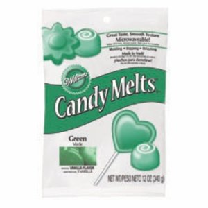 Wilton Products . WIL CANDY MELTS DK GREEN