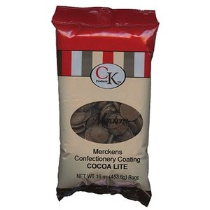CK Products . CKP COCOA LITE CHOC. WAFERS