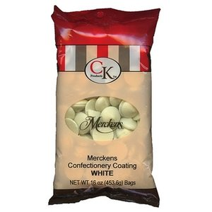 CK Products . CKP WHITE CHOC.WAFERS