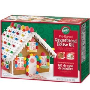 Wilton Products . WIL GINGERBREAD COTTAGE KIT