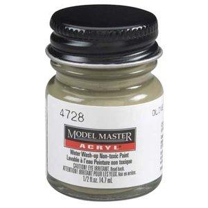 Testors Corp. . TES MM Acryl Flat Olive Drab
