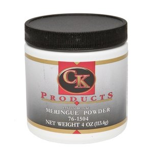 CK Products . CKP MERINGUE POWDER 4OZ.