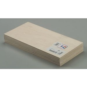 Midwest Products Co. . MID BIRCH PLYWOOD 1/4X6X12