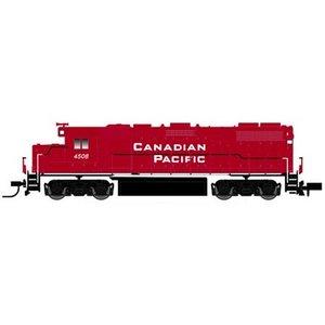 Atlas Model Railroad Co . ATL N GP38-2/DCC CPR #4511