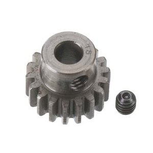 Robinson Racing Products . RRP 18T 5MM TRA .8 MOD PINION