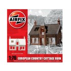 Airfix . ARX 1/76 EUROPEAN RUINED COUNTRY COTTAG