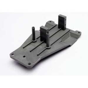 Traxxas Corp . TRA UPPER CHASSIS GRAY