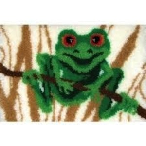 MCG Textiles . MCG FROG LATCH HOOK
