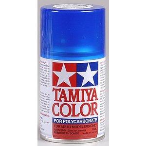 Tamiya America Inc. . TAM PS-38 TRANSLUCENT BLUE SPRAY