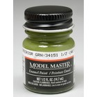 Testors Corp. . TES MM ENAMEL 1/2OZ INTERIOR GREEN