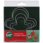 Wilton Products . WIL G/B BOY COOKIE CUTTER