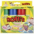 Pepperell . PEP 4 COLORS ROLL IT PAINT KIT