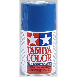 Tamiya America Inc. . TAM PS-4 BLUE SPRAY