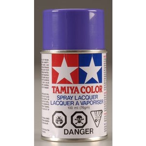 Tamiya America Inc. . TAM PS-10 PURPLE SPRAY