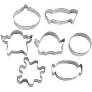 Wilton Products . WIL MONSTER METAL CUTTER SET