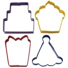 Wilton Products . WIL CELEBRATION COOKIE CUTTERS ST