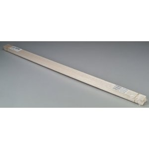 Midwest Products Co. . MID BALSA STRIPS 1/4X1/2X36