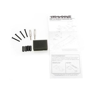 Traxxas Corp . TRA BATTERY EXPANS KIT RUST/BAN
