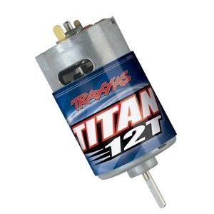 Traxxas Corp . TRA TITAN 550 MOTOR 12T