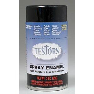 Testors Corp. . TES SPRAY 3OZ SAPPHIRE BLUE METAL