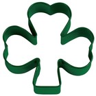 Wilton Products . WIL COOKIE CTTR 3   METAL SHAMROCK