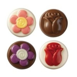 Wilton Products . WIL COOKIE CANDY MOLD DAISY