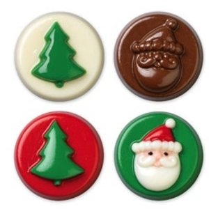 Wilton Products . WIL HOLLIDAY COOKIE MOLD