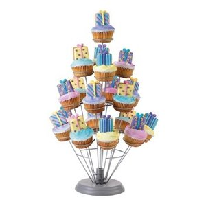 Wilton Products . WIL CUPCAKES & MORE STND 19 CNT