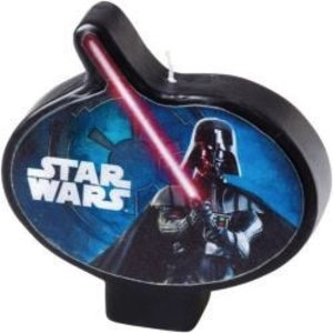 Wilton Products . WIL STARWARS CANDLE